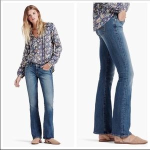 Lucky Brand Sophia Boot Jeans 0 25 NWT